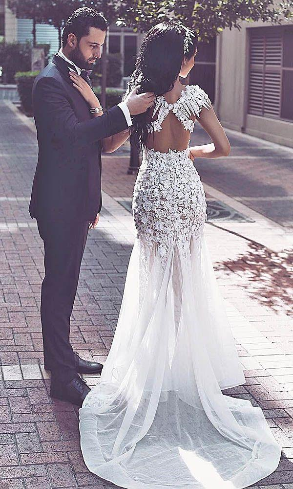 Mariage - 30 Wedding Dresses That Are So Sexy