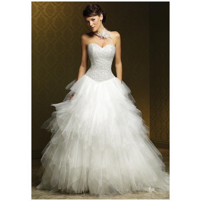 Mia Solano M1099z Charming Custom Made Dresses 2606199 Weddbook
