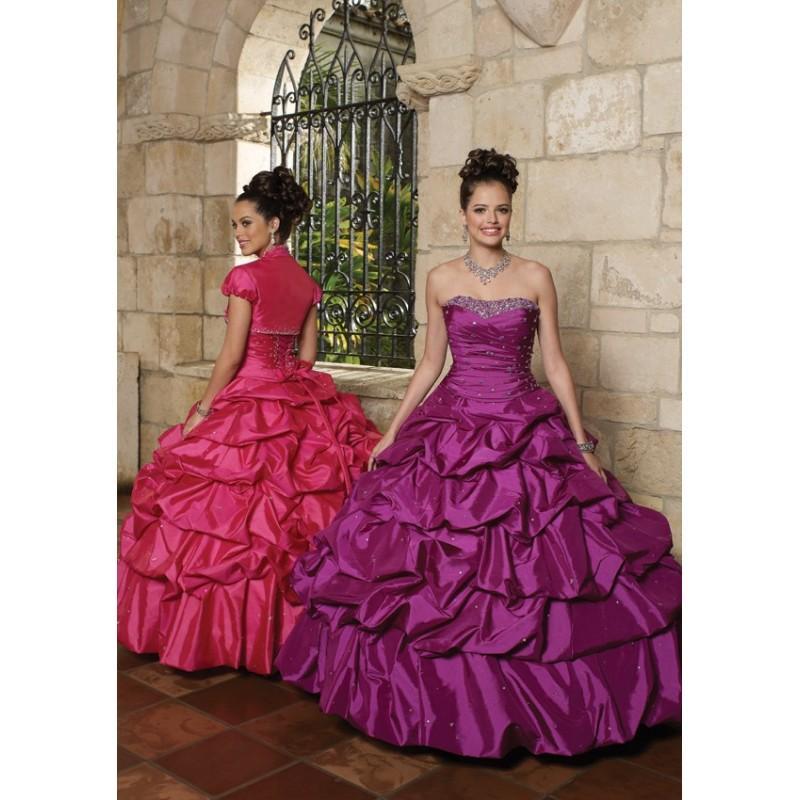 Vizcaya By Mori Lee Quinceanera Dress 87044 - Crazy Sale Bridal ...