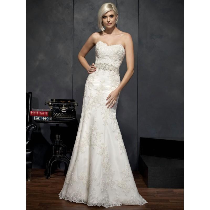 Kenneth Winston Wedding Dresses Style 1530 Formal Day Dresses