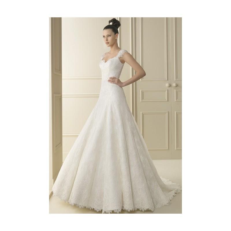 Свадьба - Luna Novias - 151 Irina - Stunning Cheap Wedding Dresses