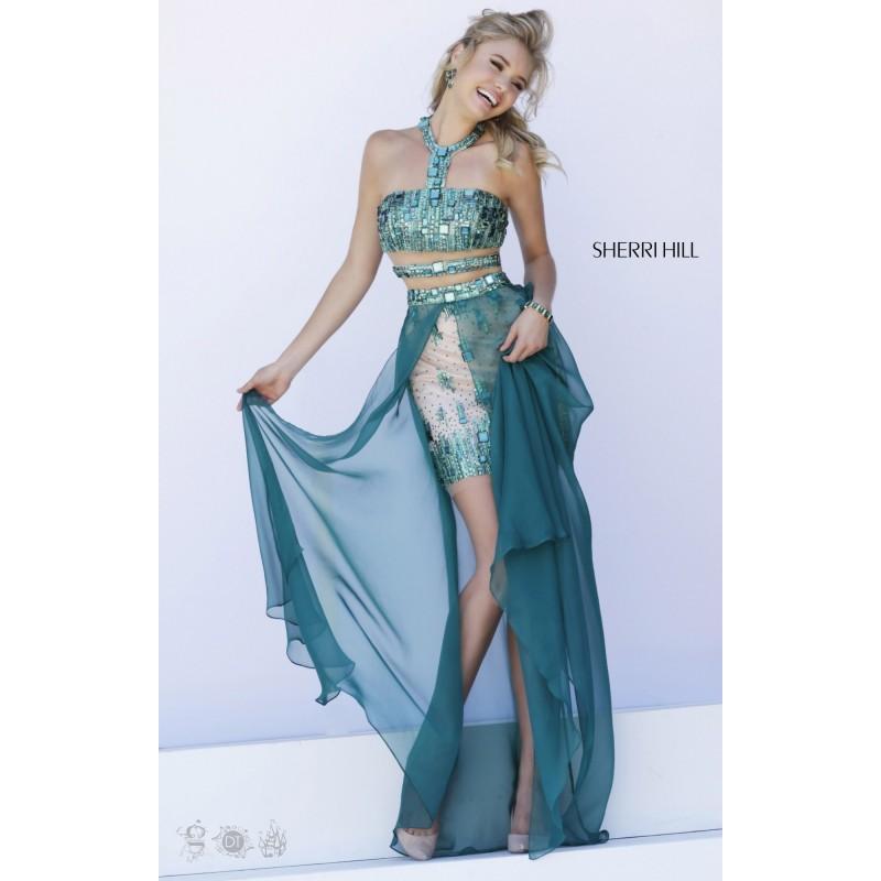 Mariage - Sherri Hill - 9743 - Elegant Evening Dresses