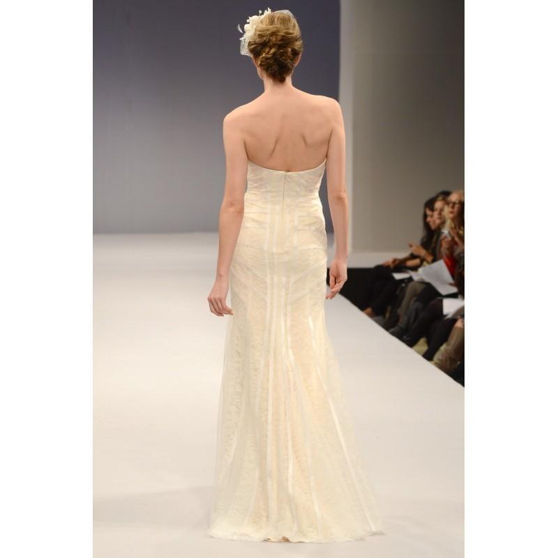 Hochzeit - Anne Barge ¨C Bridal Fall 2013 874144 - granddressy.com