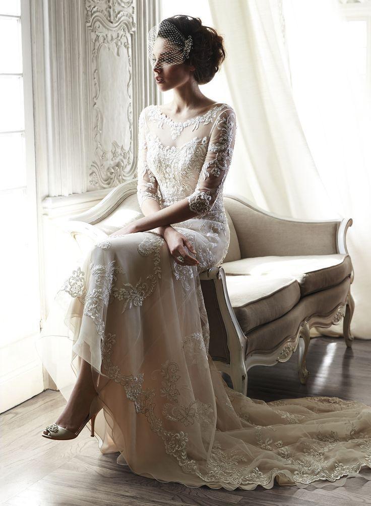 Düğün - Maggie Sottero 'Verina'