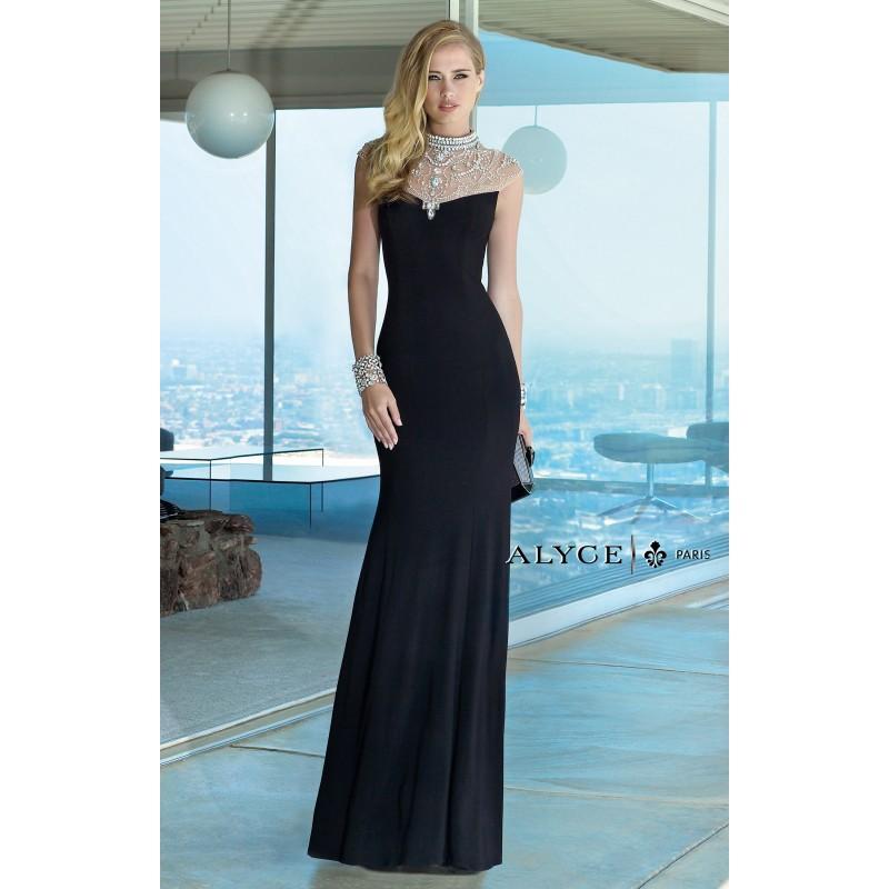 Hochzeit - Alyce Paris - 6394 - Elegant Evening Dresses
