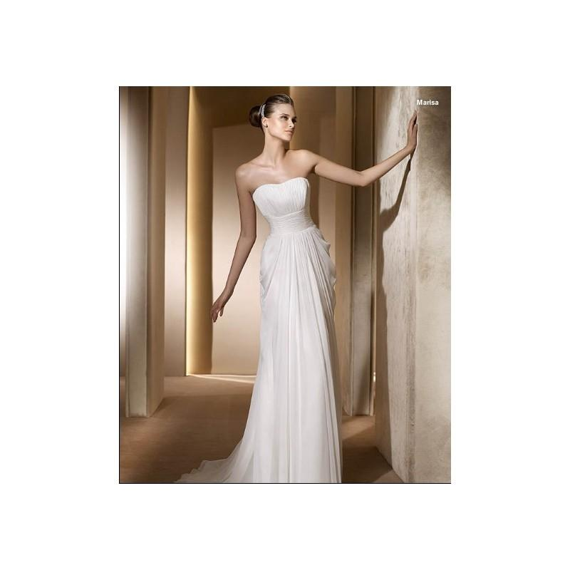 Pronovias Marisa - Fashion Collection - Compelling Wedding Dresses ...