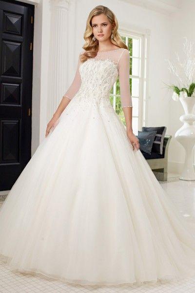 Wedding - Ronald Joyce Romola 68014 - Find Your Dream Wedding Dress