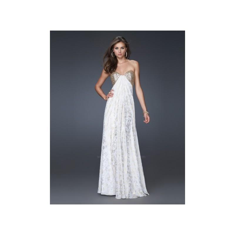 Hochzeit - La Femme 15991 - Brand Prom Dresses