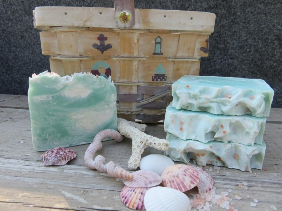 Свадьба - Ocean Rain Soap, Natural Soap, Handmade Soap, Spa Soap, Cold process Soap, Homemade Soap, Artisan Soap, New Hampshire Soap,Spa Bar
