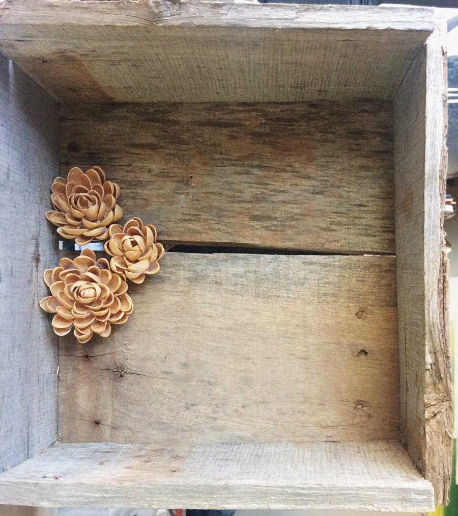 Свадьба - Handmade Pistachio Flowers