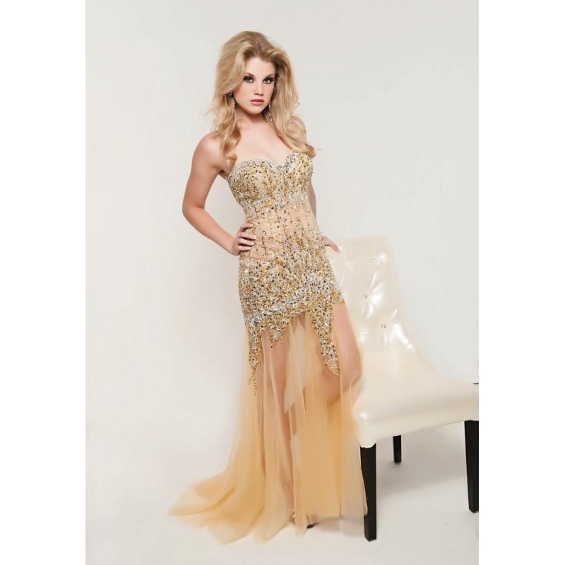 Свадьба - Jasz Couture 4810 Dress - Brand Prom Dresses