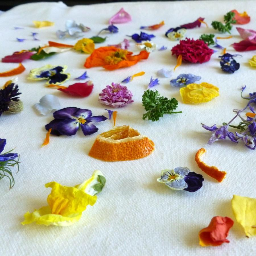 Mariage - Flower Confetti, Wedding Confetti, Dried Flowers, Real Flowers, Fairytale, Petals Confetti, Dried Flowers, Wedding Decorations, 9 US cups