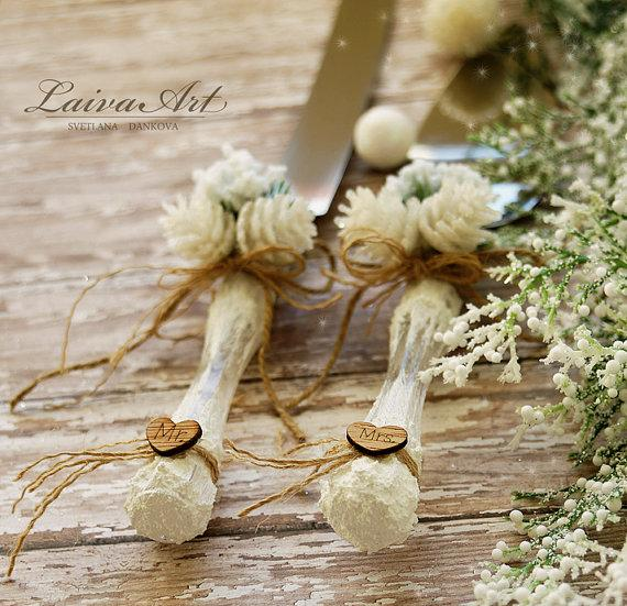 Wedding - Winter Wedding Cake Server Set & Knife Cake Cutting Set Wedding Cake Knife Set Wedding Cake Servers Wedding Cake Cutter Cake Decoration