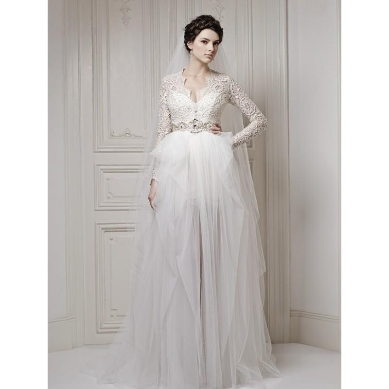 Wedding - Ersa Atelier Romantic Rachel -  Designer Wedding Dresses