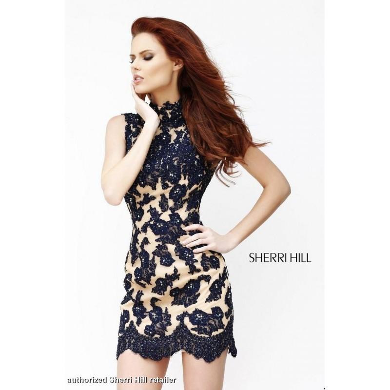 زفاف - 21188 Sherri Hill - HyperDress.com