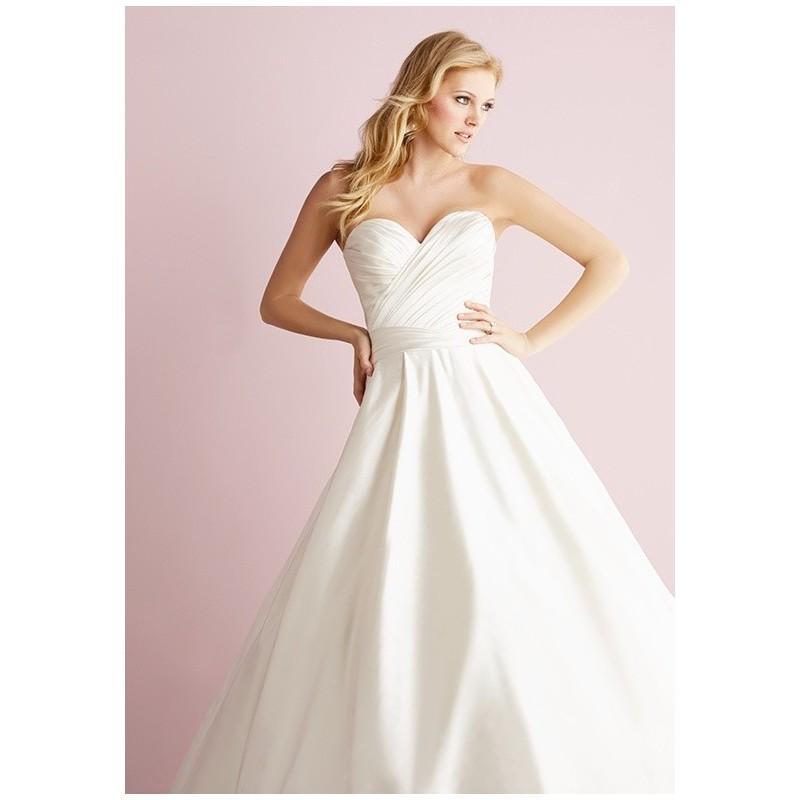 Wedding - Allure Romance 2713 - Charming Custom-made Dresses