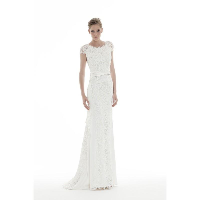 Mariage - White Wedding Gown