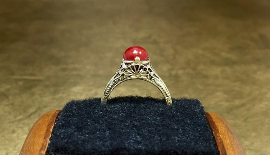 Mariage - Antique Engagement Ring