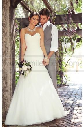Hochzeit - Essense of Australia Sexy Wedding Dress Style D1813 - Essense Of Australia - Wedding Brands