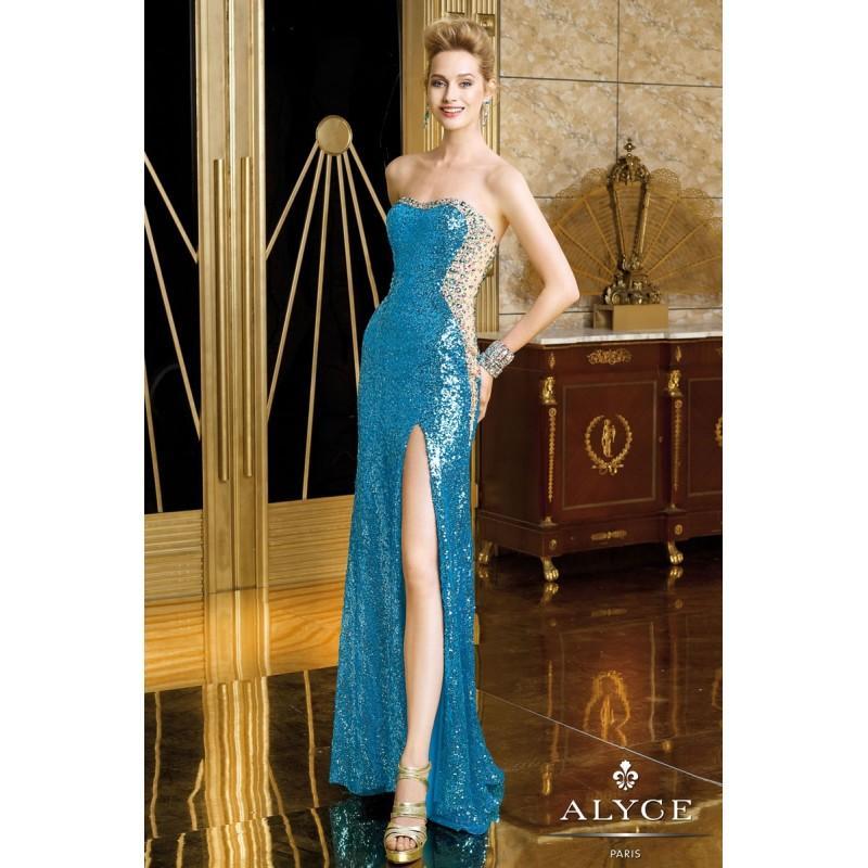 Wedding - Alyce Paris 6211 Dress - Brand Prom Dresses