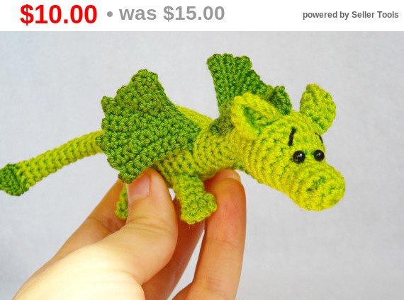 Ravelry: Fierce Little Dragon pattern by Lucy Collin   424x570