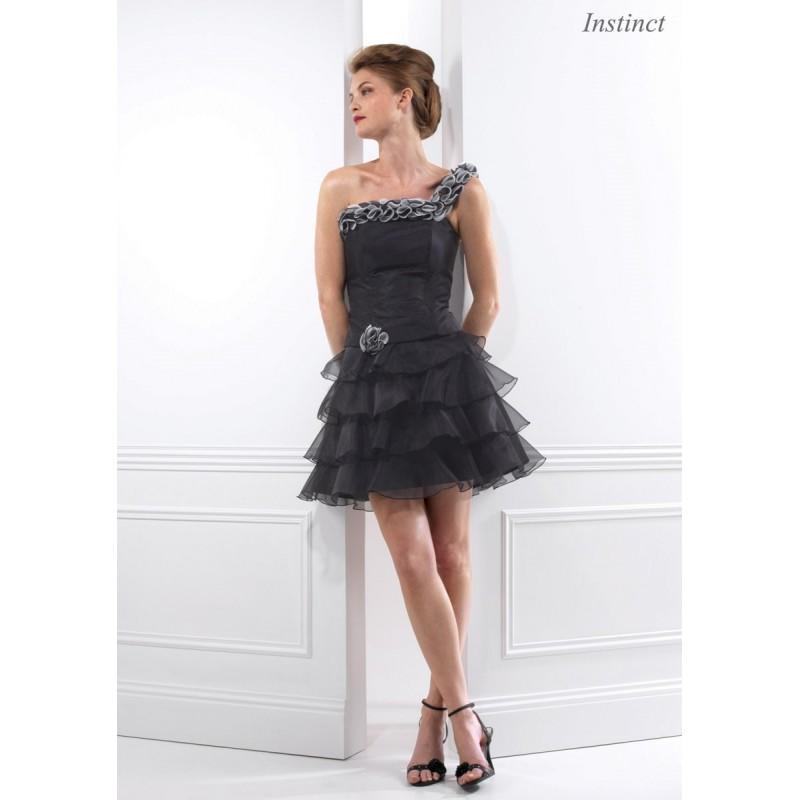 Wedding - Créations Bochet, Instinct - Superbes robes de mariée pas cher