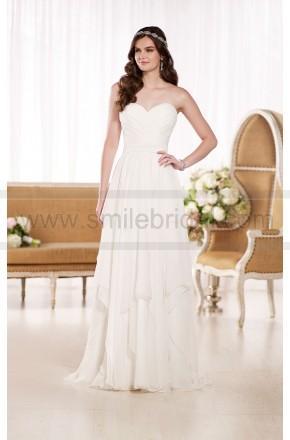 Düğün - Essense of Australia Simple Wedding Gowns Style D1799 - Essense Of Australia - Wedding Brands