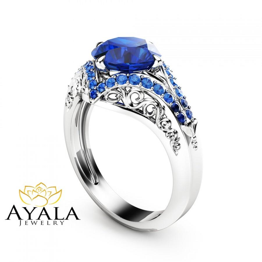 halo double sapphire center tw and gold drop carat in engagement tear yellow round shank bs diamond ct with detail ring
