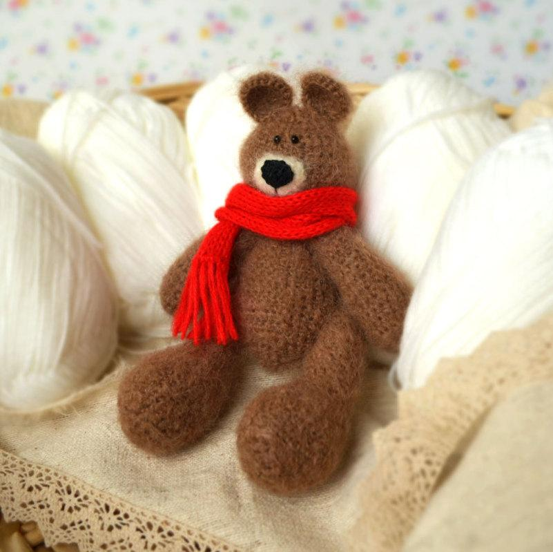 Lovely Teddy Bear Amigurumi - Tutorial   Crochet teddy bear ...   799x801