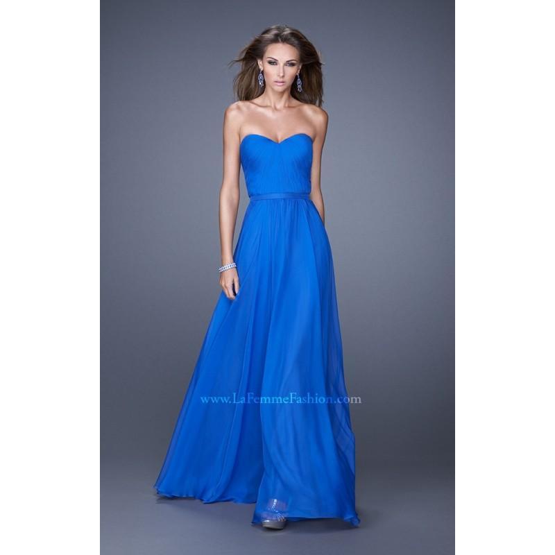 Свадьба - La Femme - 20808 - Elegant Evening Dresses