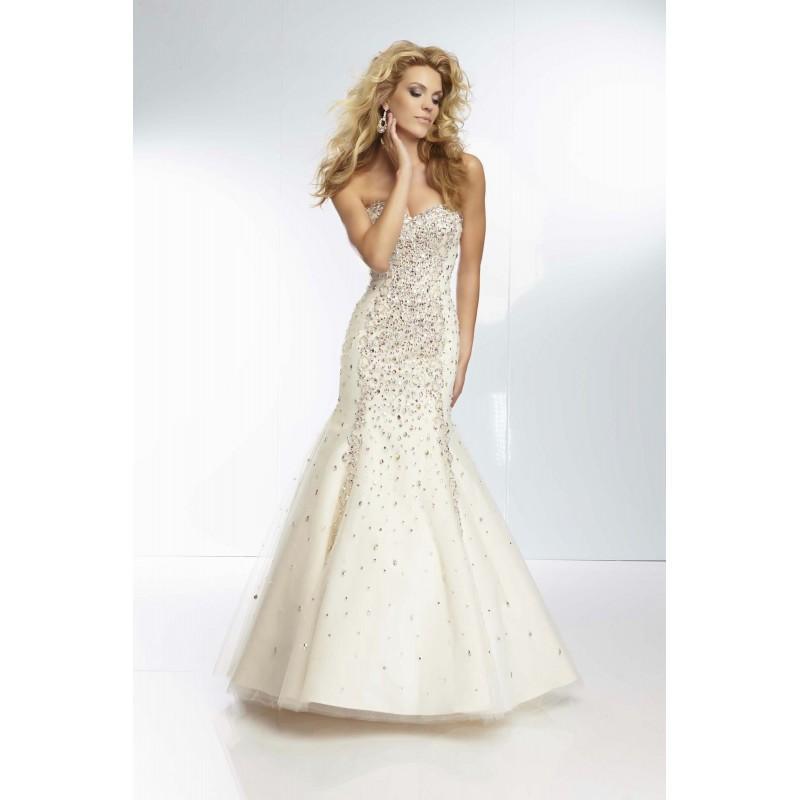 Mariage - Beaded Dress