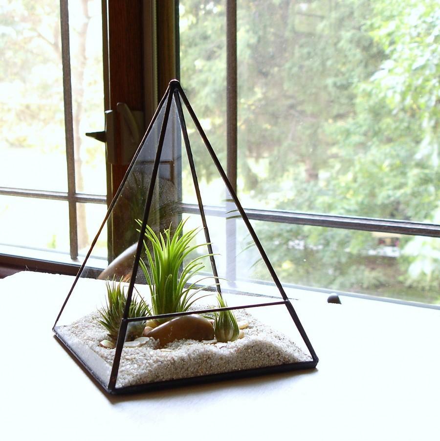 Пирамиды из стекла - Пирамида для автомобиля - Кустар (QStar)
