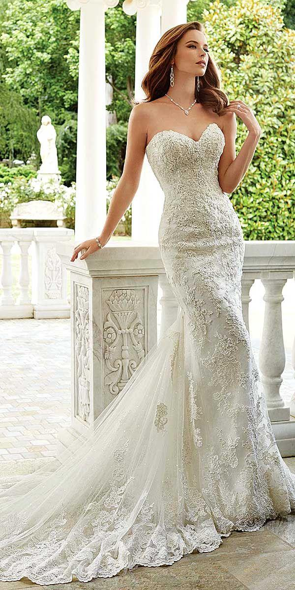 Mariage - Utterly Gorgeous New Bridal Gowns By Sophia Tolli