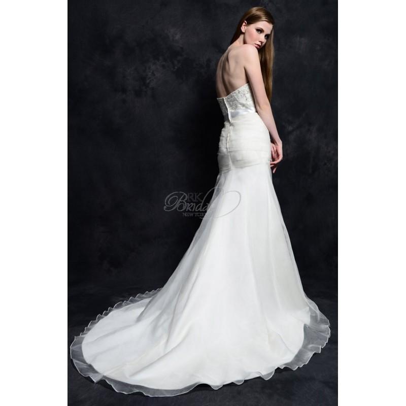 Wedding - Eden Bridal Spring 2014 - Style BL085 - Elegant Wedding Dresses