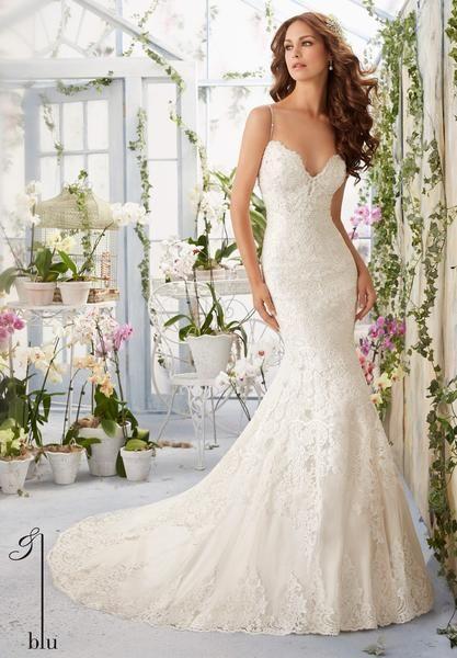 Свадьба - Blu - 5415 - All Dressed Up, Bridal Gown