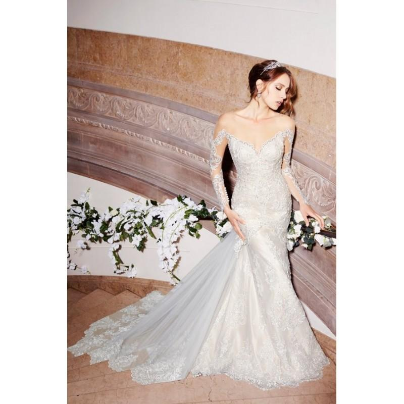 Wedding - Moonlight Couture Style H1299 - Fantastic Wedding Dresses