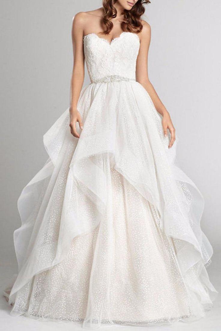 زفاف - Bridal Ball Gown Wedding Dress