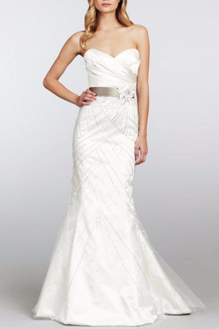 Art deco wedding dress strapless wedding gown 2612490 weddbook art deco wedding dress strapless wedding gown junglespirit Choice Image
