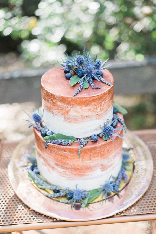 Wedding - Natural Woodsy And Copper Wedding Inspiration