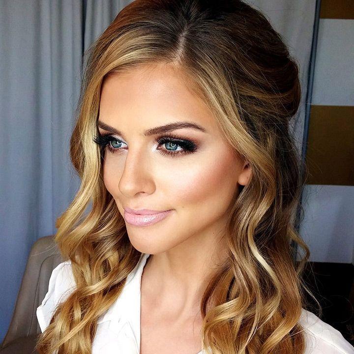 Свадьба - Bridal Makeup Looks By Vivian Makeup Artist - Mon Cheri Bridals