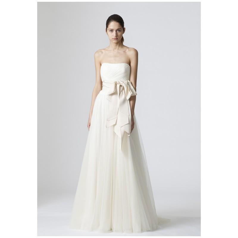 Vera Wang Wedding Dress Style Delaney - Compelling Wedding Dresses ...