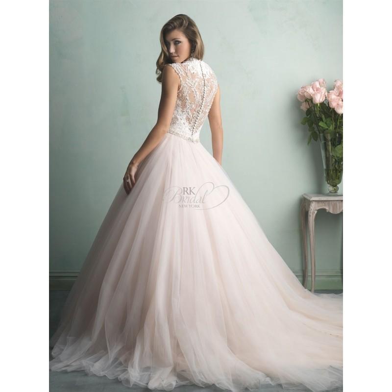 Свадьба - Allure Bridal Fall 2014 - Style 9162 - Elegant Wedding Dresses