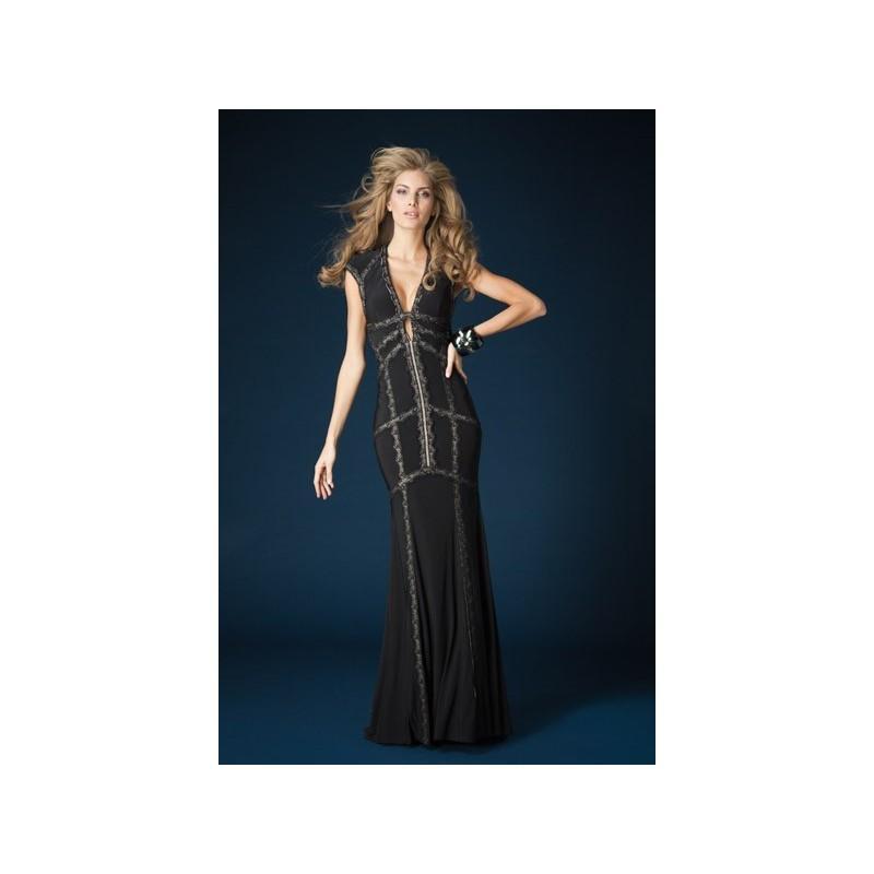 Boda - Jovani 9079 - 2016 Spring Trends Dresses