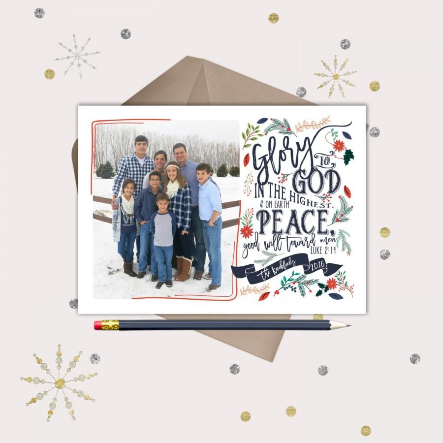 Printable Religious Christmas Cards