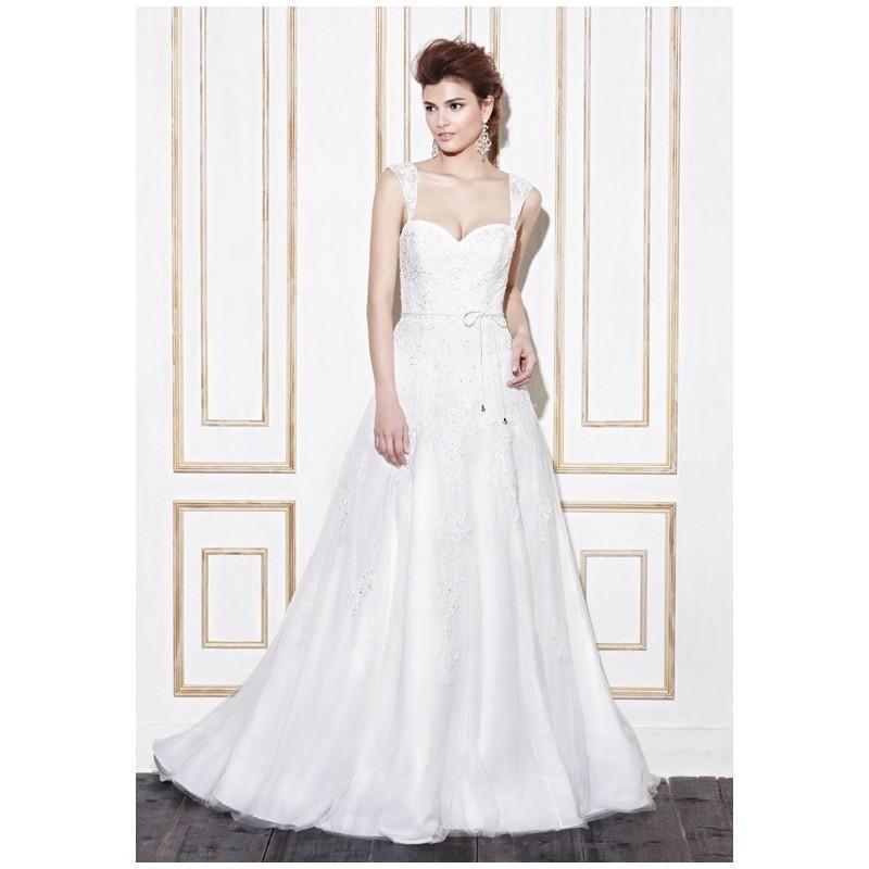 Wedding - Blue by Enzoani Geneva - Charming Custom-made Dresses