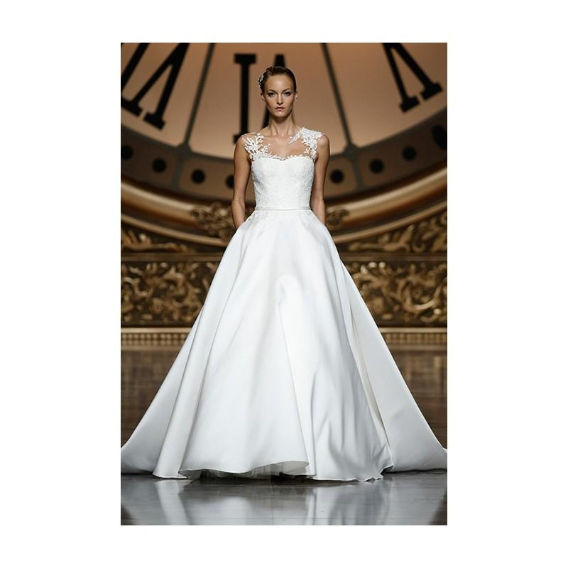 Wedding - Pronovias - Spring 2016 - Stunning Cheap Wedding Dresses