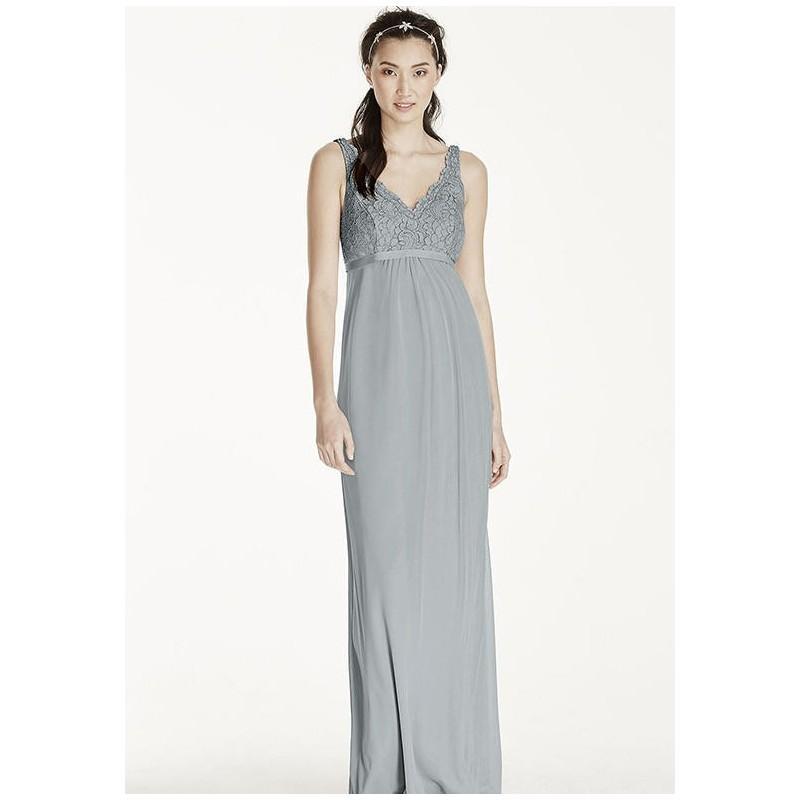 Davids Bridal Collection F17087 Bridesmaid Dress The Knot