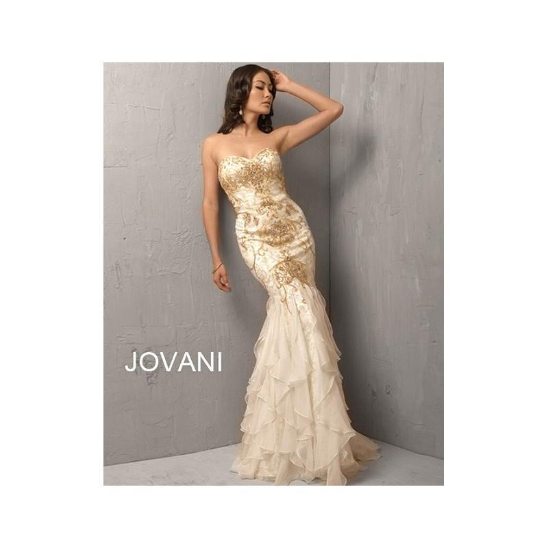 Hochzeit - 1517 Jovani Evening - HyperDress.com
