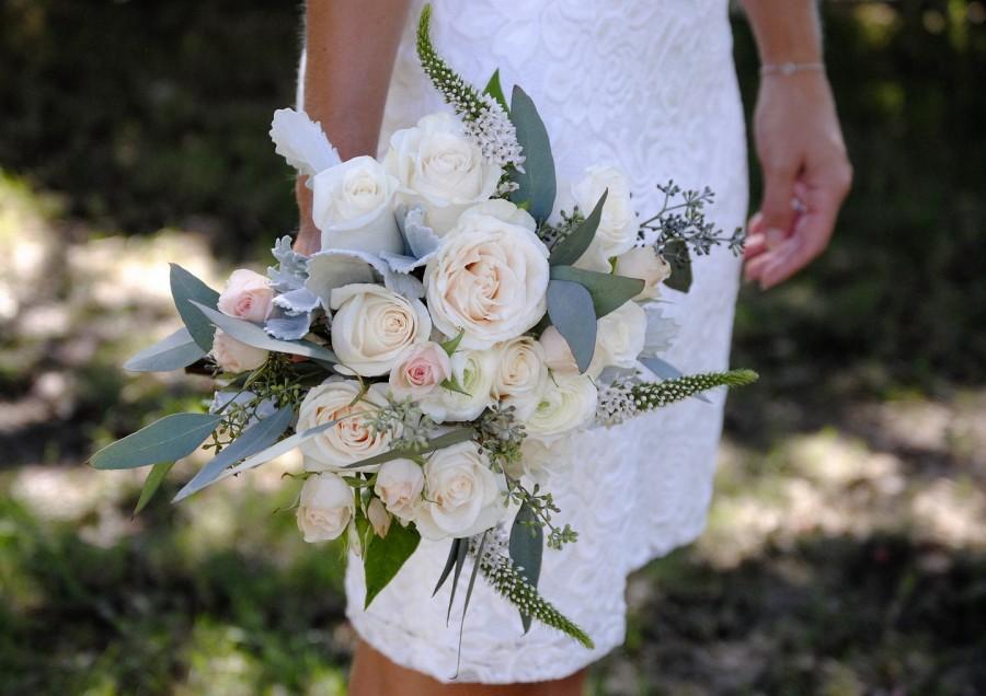 Mariage - Wedding Flower Package - Bridal Bouquet - Fresh Flowers