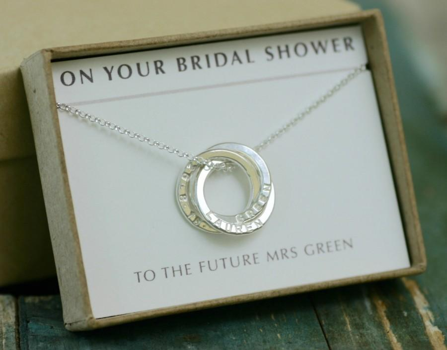 Gift For Bride From Sister Wedding Gift Bridal Shower Gift For